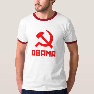 OBAMA Hammer and Sickle Tshirts