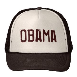 Obama Hat Brown