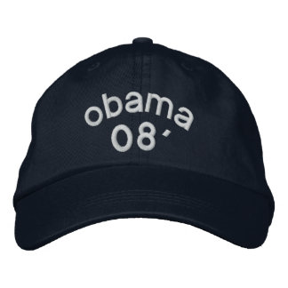 Obama Hat Embroidered Cap
