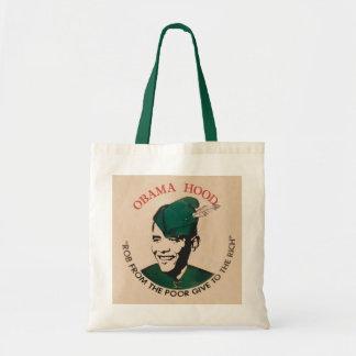 Obama Hood Budget Tote Bag