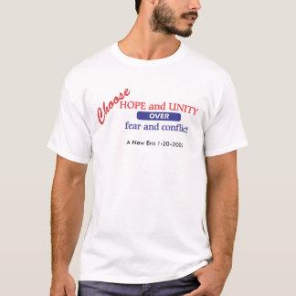 obama hope, A New Era 1-20-2009 T-Shirt