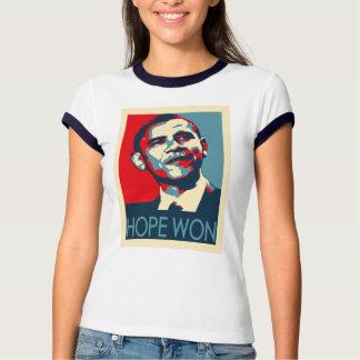 Obama Hope Won Tshirt