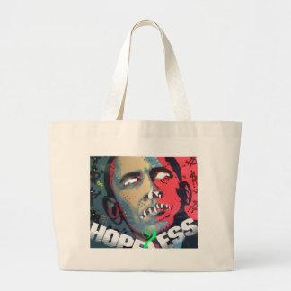 "Obama ""Hopeless"" Zombie Bag"