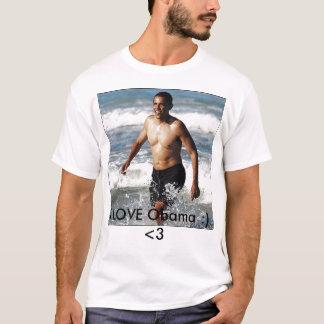 obama, I LOVE Obama :) <3 T-Shirt