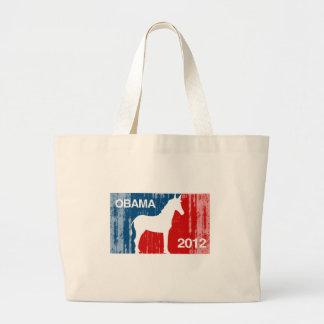 Obama Icon Pro Canvas Bag