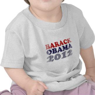 OBAMA IN 2012 - Vintage.png Shirt