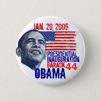 Obama Inauguration 6 Cm Round Badge