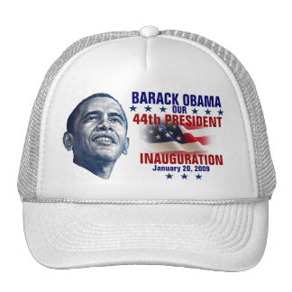Obama Inauguration Cap