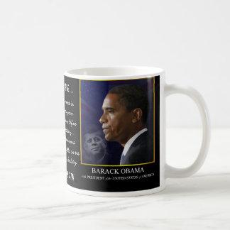 Obama Inauguration Collector's Mug