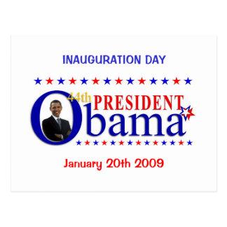 Obama Inauguration Day Postcard