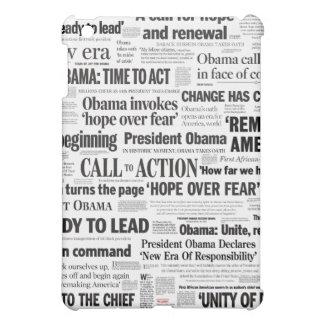 Obama Inauguration iPad Case