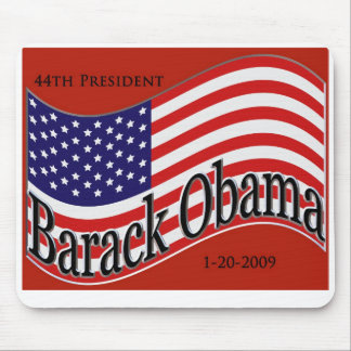 Obama Inauguration Mousepad Souvenier