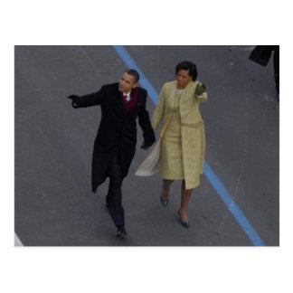 Obama Inauguration Postcard