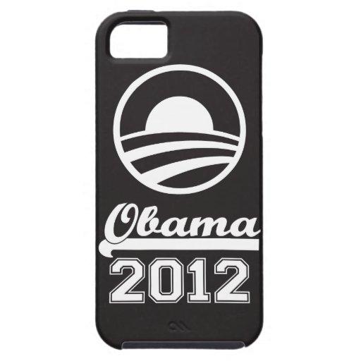 OBAMA iPhone 5 Case-Mate 2012 (slate) iPhone 5 Cover
