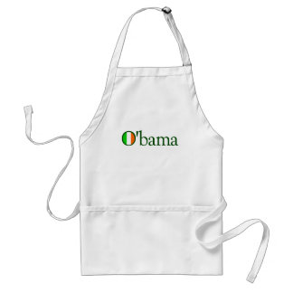 Obama Irish Aprons