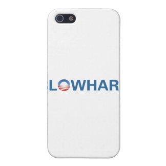 Obama is a Blowhard iPhone 5 Covers