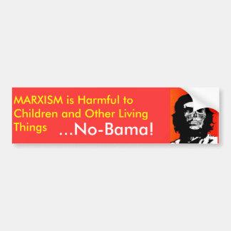 OBAMA is a Marxist Rock-Star - Customized Bumper Sticker