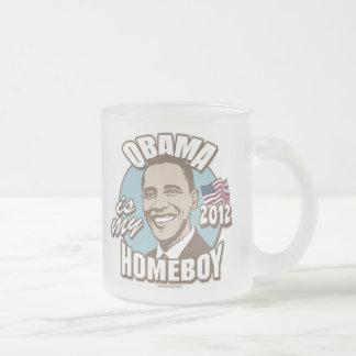 Obama is My Homeboy 2012 Gear Mugs