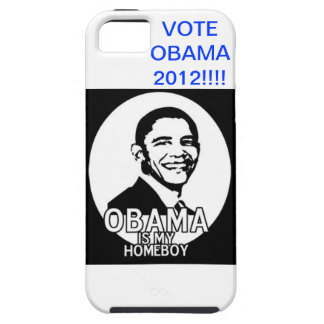 Obama is my Homeboy Iphone Cover iPhone 5 Cover