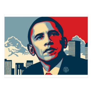 Obama Item Postcard