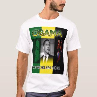 Obama Jamaica Color T-shirt - Customized