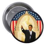 OBama/JFK Retro Style Button