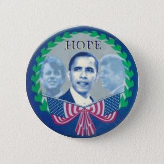 OBAMA JFK RFK Button