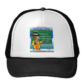 Obama Jive is a Noun Mesh Hat
