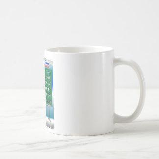 Obama Jive is a Noun Coffee Mug
