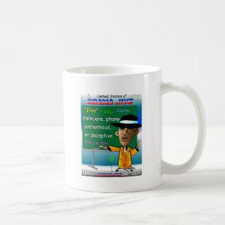 Obama Jive is an Adjective Coffee Mugs