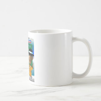 Obama Jive is an Adjective Coffee Mug