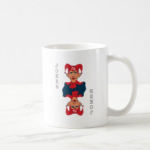 Obama-Joker Mug