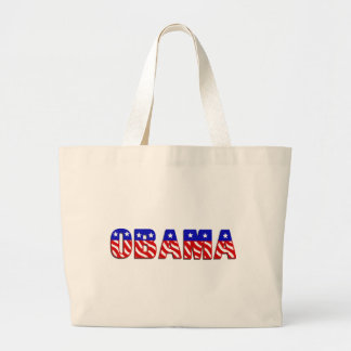 Obama Jumbo Tote Bag
