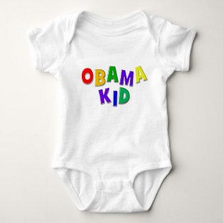 Obama kid baby bodysuit