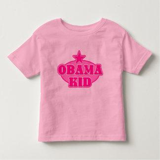 Obama Kid Girl Toddler T-Shirt