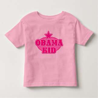 Obama Kid (girl) T-shirts