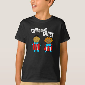Obama Kid Tee Shirt - Customized
