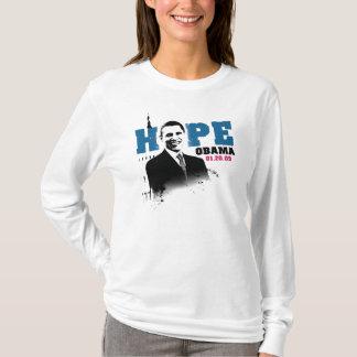 Obama Ladies Hoodie