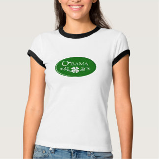 O'bama Ladies T-Shirt