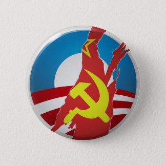 Obama Logo Exposed Button
