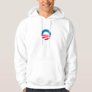 Obama logo hoodie
