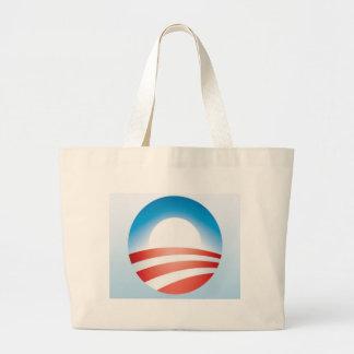 Obama Logo Jumbo Tote Bag