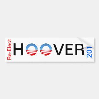 Obama Logo, Obama Logo, H , VER, Re-Elect, ... Bumper Sticker