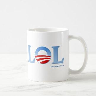 Obama LOL Coffee Mug