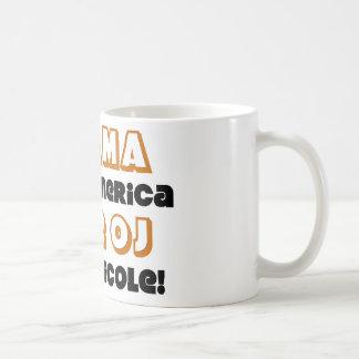 Obama Loves America Like... Mug