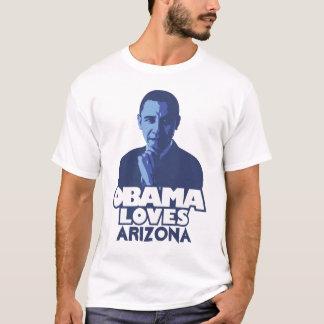 OBAMA LOVES Arizona T-Shirt