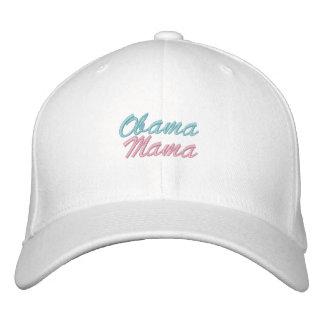 Obama Mama Embroidered Hats