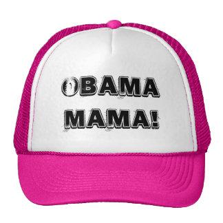 Obama Mama Mesh Hat