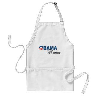 Obama Mama Logo Apron