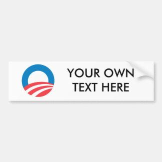 Obama Merchandise Bumper Stickers